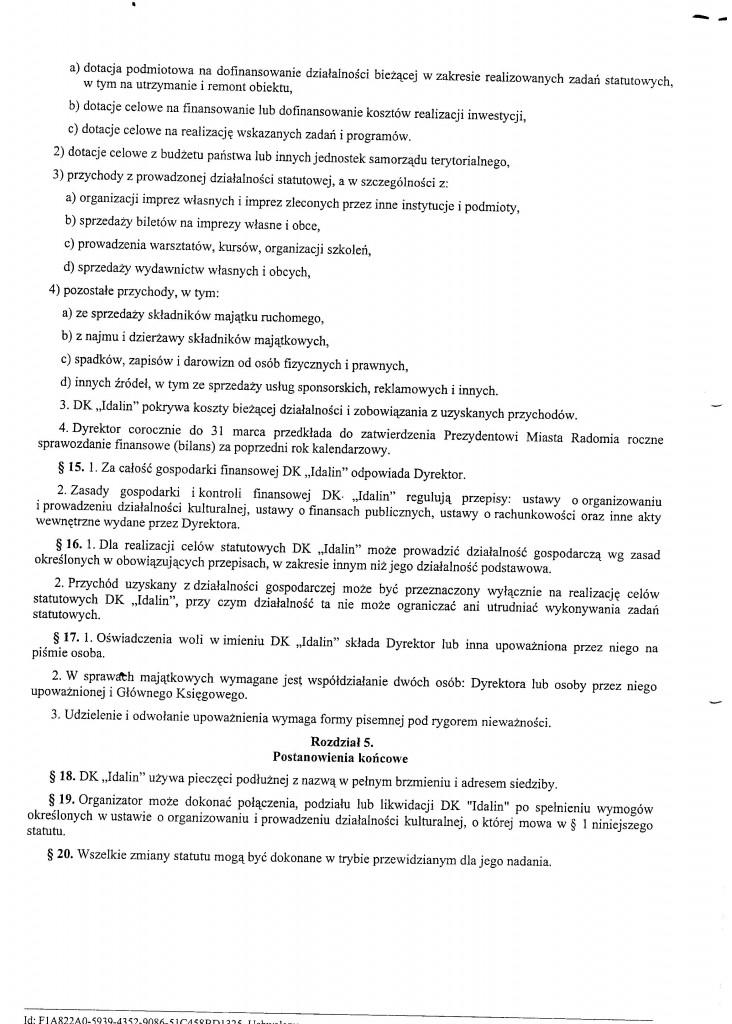 Statut 3